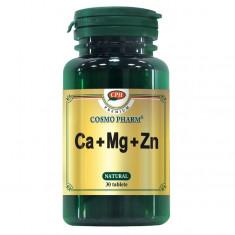Vitamina D3 2000 UI + CaMgZn Cadou - Supliment nutritiv
