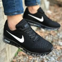 Adidasi Tenisi Nike Air Max 2018 nr 40, 41, 42, 43, 44 - SUPER PRET - Adidasi barbati, Culoare: Negru