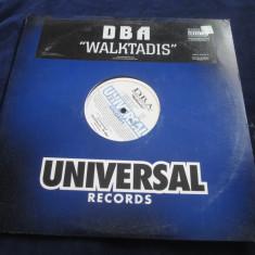 D.B.A. - Walktadis _ vinyl, 12
