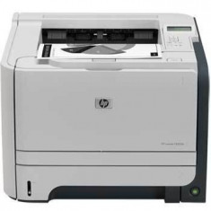 Imprimante second hand HP LaserJet P2055D, 35ppm, Duplex Automat - Imprimanta laser alb negru