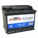 Baterie MTR Dynamic 62Ah 562002051, 60 - 80, Varta