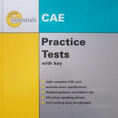 CAE PRACTICE TESTS WITH KEY - Exam Essentials - Charles Osborne - Certificare