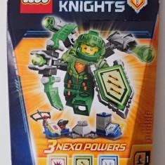 Lego Nexo Knights 70332 Ultimate Aaron Supremul Original nou sigilat 82 piese