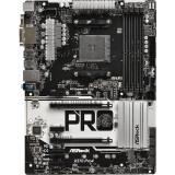 Placa de baza Asrock X370 PRO4 AMD AM4 ATX, Pentru AMD, DDR4