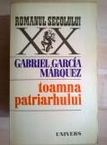 Gabriel Garcia Marquez – Toamna patriarhului, Gabriel Garcia Marquez