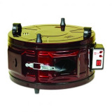 Cuptor Electric rotund FLORIA ZLN-9553, 1300 W, Zilan