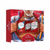 Pachet Old Spice Whitewater Spray+Gel de dus+After Shave, Old Spice