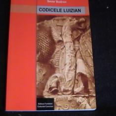 CODICELE LUIZIAN-SEVER BODRON- - Carte Teoria dreptului