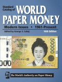 Standard Catalog of WORLD PAPER MONEY: 1961 - Present