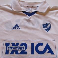 Tricou ADIDAS fotbal IFK, L, Alb, De club