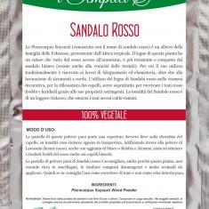 Sandalo Rosso Polvere (100 g)