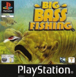 Big Bass Fishing - PS1 [Second hand], Multiplayer, Sporturi, Toate varstele