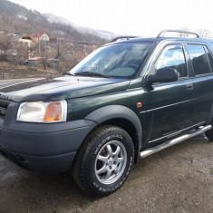 Land Rover Freelander 1 motor 1.8 benzina +GPL, An Fabricatie: 2001, 150 km, 1796 cmc