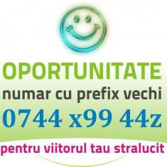 Prefix Vechi - 0744.x99.44z Numar usor aur gold platina special numere cartela - Cartela Orange