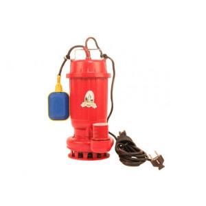 Pompa submersibila pentru apa murdara cu tocator si plutitor 1,1 kW, 2, 10 m