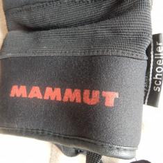 Manusi Mammut Outlast Schoeller Dryskin. Marime 10 - Manusi Barbati, Culoare: Din imagine