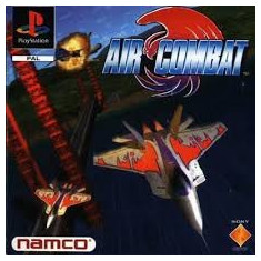 Air Combat - PS1 [Second hand], Multiplayer, Simulatoare, Toate varstele