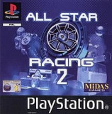 All Star Racing 2 - PS1 [Second hand], Multiplayer, Curse auto-moto, Toate varstele