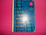 Manualul mecanicului de utilaje de cai ferate /A. Kiss