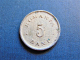 ROMANIA 5 BANI 1900