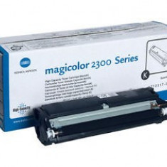 Toner Konica Minolta magicolor 2300 series black