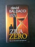 DAVID BALDACCI - ZIUA ZERO (2015, editie cartonata)