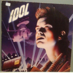 BILLY IDOL - CHARMED LIFE (1990/CHRYSALIS/RFG) - Vinil/Impecabil/Vinyl - Muzica Rock emi records