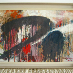 Corneliu Vasilescu, Abstract, Ulei