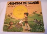 DD - MINGEA DE SOARE / FORMAT MEDIU /ILUSTRATA FRUMOS DE VASILE OLAC /1983