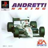 Andretti Racing - PS1 [Second hand], Multiplayer, Curse auto-moto, Toate varstele