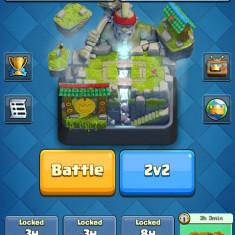 Cont Clash Royale arena 10 - Joc PC