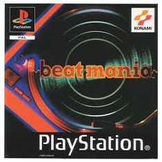 Beatmania - PS1 [Second hand], Multiplayer, Arcade, Toate varstele
