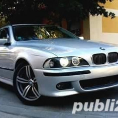 BMW 525 TDS, An Fabricatie: 2000, Motorina/Diesel, 260000 km, 2500 cmc, Seria 5