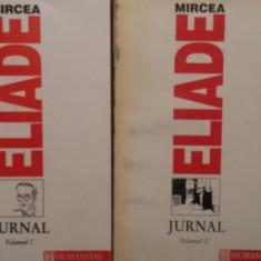 Mircea Eliade - Jurnal (vol. 1, 2) - Biografie
