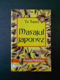 TE SANRI - MASAJUL JAPONEZ, Alta editura