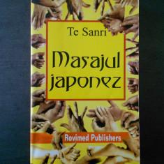 TE SANRI - MASAJUL JAPONEZ