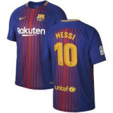 Tricou  FC BARCELONA 10 MESSI MODEL NOU 2017/2018