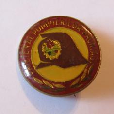 Insigna pionier - Prieten al Pompierilor - Fruntas