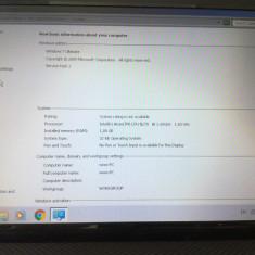Asus eee pc 10 inch - Laptop Asus, Intel Atom, 120 GB