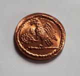 Moneda - proba BNR Koson 2005 - tombac