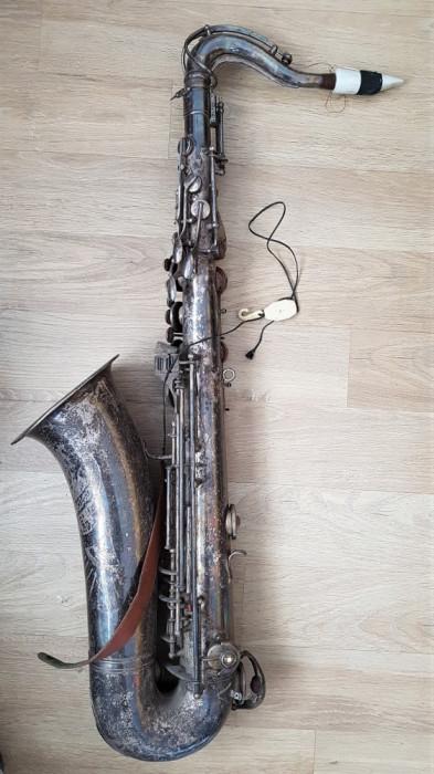 Saxofon Weltklang