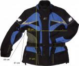 Geaca moto HELD originala, full protectii (M) cod-450569, Geci