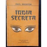 INDIA SECRETA - PAUL BRUNTON
