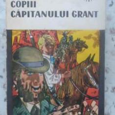 Copiii Capitanului Grant - Jules Verne, 412654 - Carte Basme