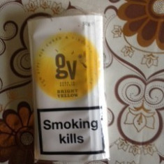 Tutun Golden Virginia Bright Yellow plic 50 grame -Tutun pentru rulat Bucuresti