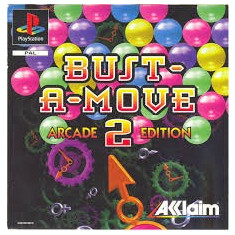 Bust – A – Move 2 – Arcade Edition - PS1 [Second hand], Multiplayer, Toate varstele