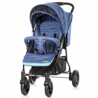 Carucior sport copii 6 luni-15kg Chipolino Mixie Albastru foto