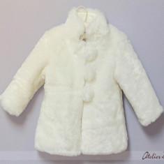 Hainuta din blanita Snow Bunny