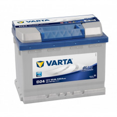 Baterie Varta Blue 60Ah D24 5604080543132 - Baterie auto Varta, 60 - 80