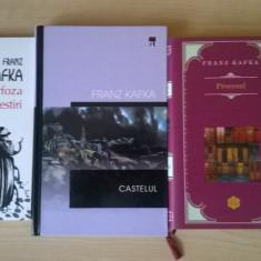 Franz Kafka - Castelul, Procesul, Metamorfoza si alte povestiri - Roman